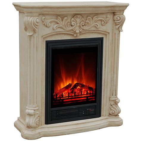 luxury electric fireplaces style luxury white antique electric fireplace with