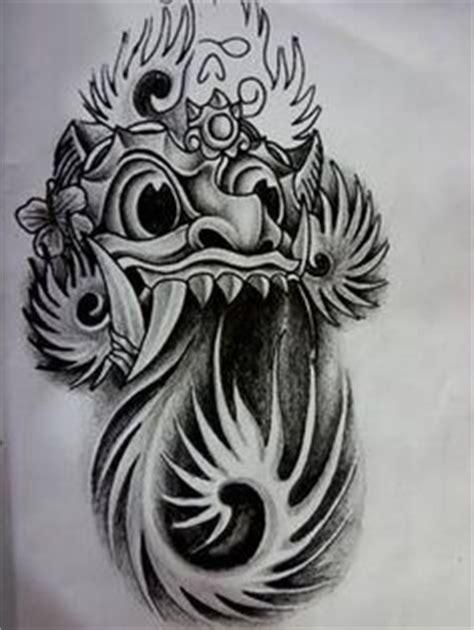 airbrush tattoo indonesia barong tattoo bali blondy bali indonesia tattoos