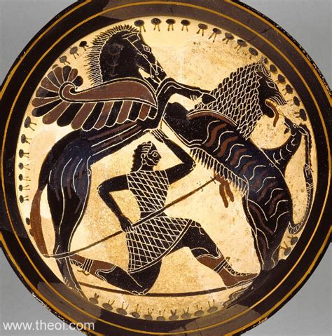 the pegasus mythic collection books 1 6 the of olympus olympus at war the new olympians origins of olympus rise of the the end of olympus books chimera bellerophon pegasus ancient vase painting