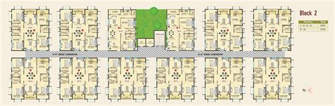 Images Of Floor Plans Fort View Typical Floor Plans Block B