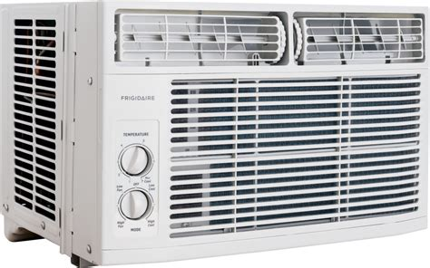 can a window air conditioner cool rooms frigidaire ffra0811q1 8 000 btu window room air conditioner with 9 8 eer r 410a refrigerant 1