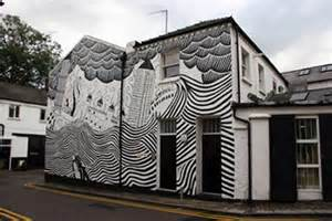 Black And White Paint House Cool Colors 10 Crazy Painted Houses Amp Home Painting Ideas