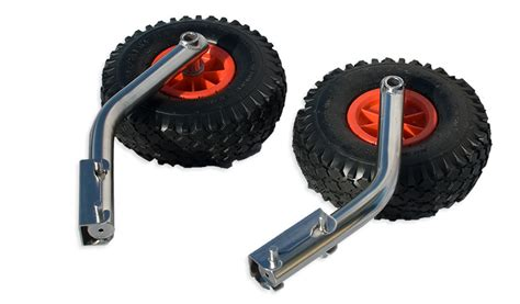 boat trailer quick release boat launching wheels for inflatable dinghy quick release