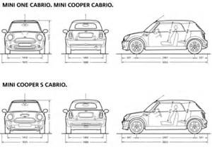 unsorted blueprints mini cooper cabrio small free