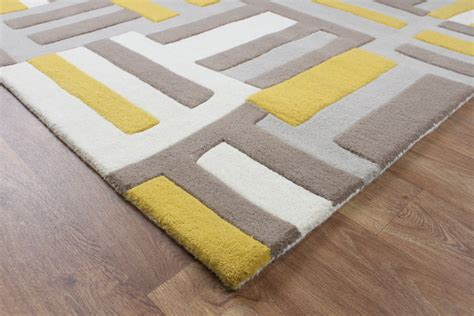 large yellow rug matrix code yellow wool rug max17 martin phillips carpets martin phillips carpets