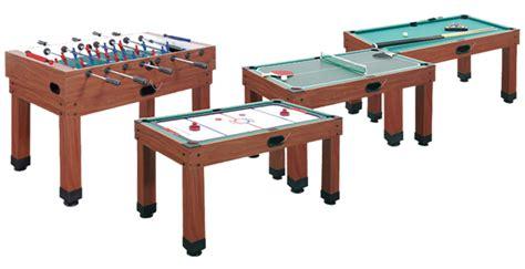 tavolo multigioco 3 in 1 tavolo multigioco garlando 9 in 1 con aste rientranti