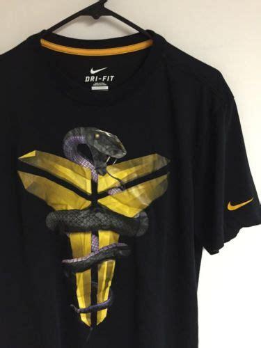 Nike Tshirt Black Mamba t shirt bryant nike