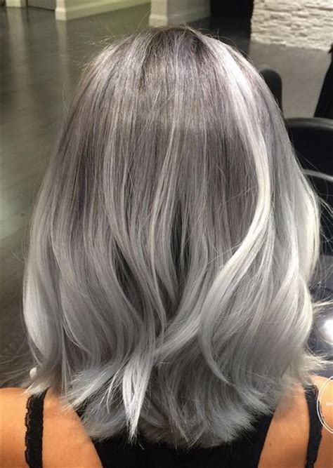 silver hair say goodbye to the dye and let your light shine a handbook books platinum hair mane interest