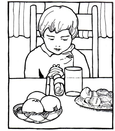 thank you god for jesus coloring page for the thank you jesus song rhyme christian coloring