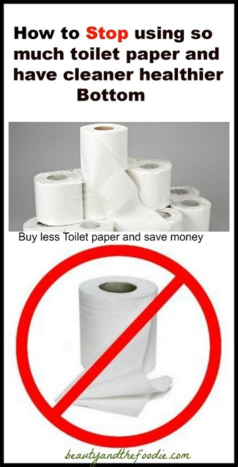 When Did They Stop Paper Food Sts - how to stop using so much toilet paper