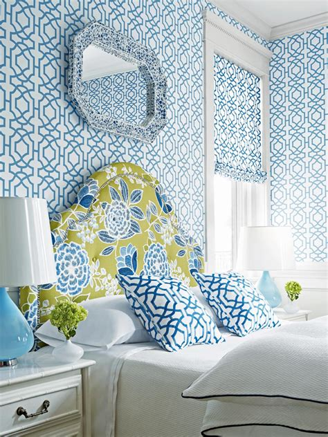 blue and green bedroom photos hgtv