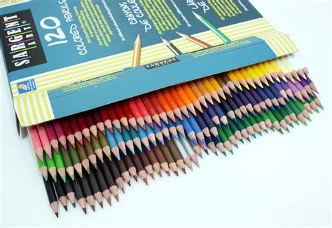 what colored pencils are best for coloring books color pencil draw sketch best buy class pack artist