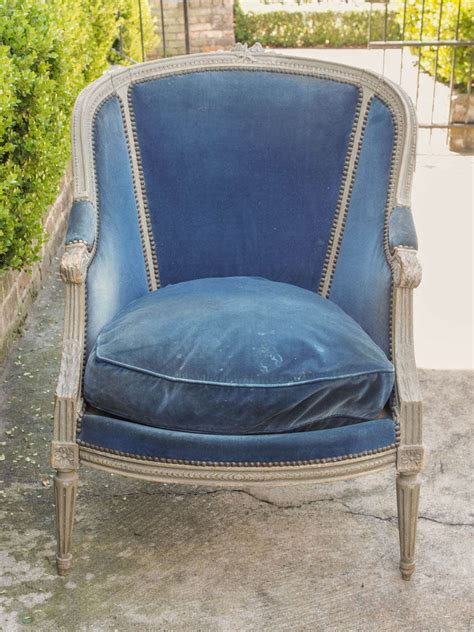 kevin france upholstery french louis xvi style painted duchesse brisee at 1stdibs