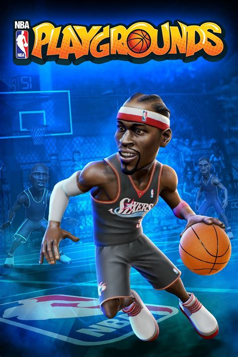 Nba Playground Pc Version nba playgrounds 2017 nintendo switch box cover mobygames