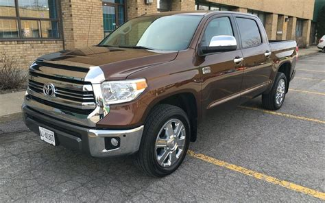Toyota Tundra 1794 2016 Toyota Tundra 1794 Edition Almost There Review