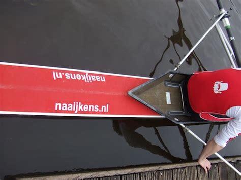 roeiboot eenpersoons naaijkens nl nieuws