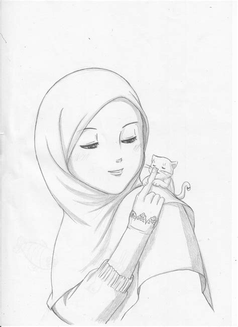 gambar sketsa anime cantik 28 images anime middle