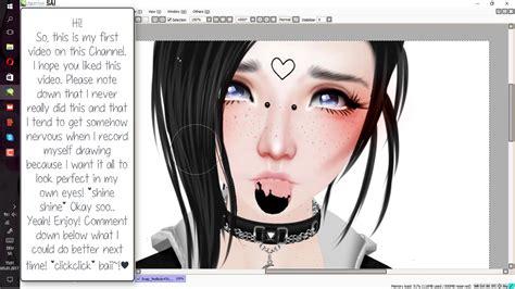 paint tool sai imvu tutorial imvu editing paint tool sai