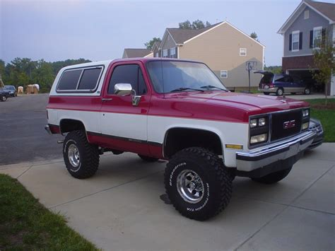gmc jimmy 1989 gmc jimmy pictures cargurus