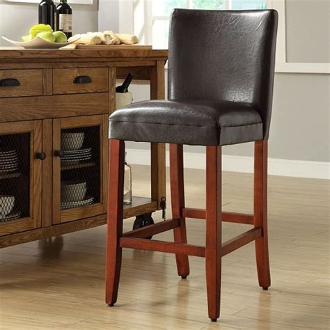 Kitchen Island Stools With Backs 9 Classic Design Kitchen Island Stools With Backs 100