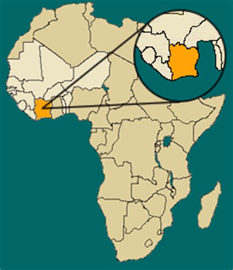 the ivory coast map obscurity central