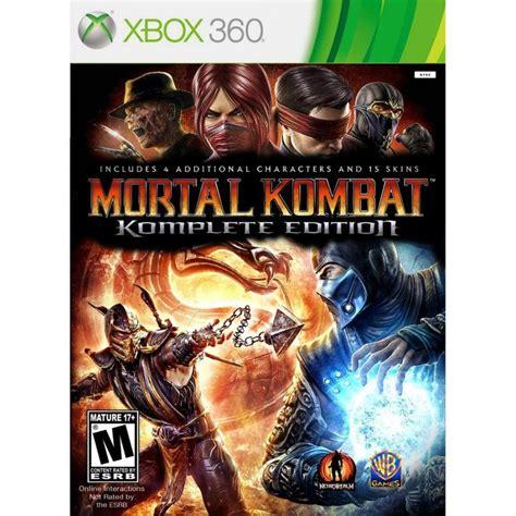 xbox 360 exclusive character for mortal kombat 9 digital iphone mortal kombat komplete edition xbox