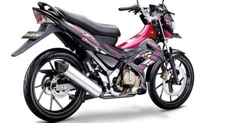 Date Modifikasi Satria Fu by Modifikasi Suzuki Satria Fu 150 Motorcycle Modification