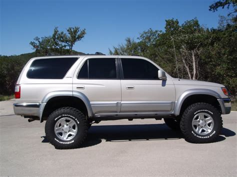 1996 toyota forerunner 1996 toyota 4runner iii pictures information and specs