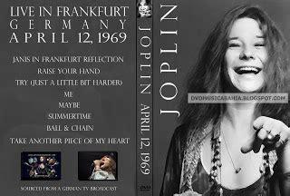 los mejores dvd de musica  mas janis joplin   frankfurt