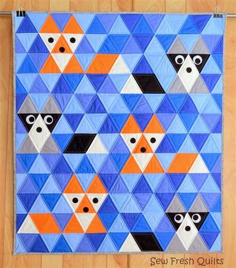 Fox Quilt Pattern by Fox Quilt