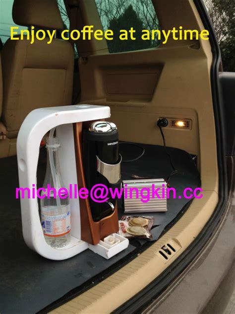 Auto Kaffeemaschine by 12v Car Espresso Coffee Machine Coffee Maker For Car