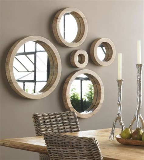 circles mirrors contemporary dining room porthole mirror collection by vivaterra tropical wall