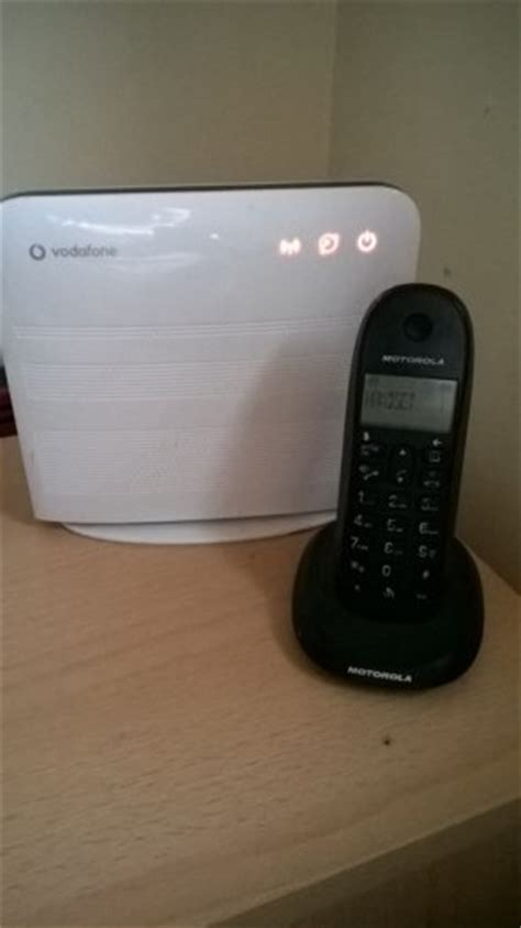 vodafone home broadband modem home phone for sale in