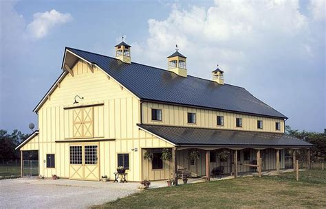 two story pole barn 2 story polebarn house plans story custom pole barn