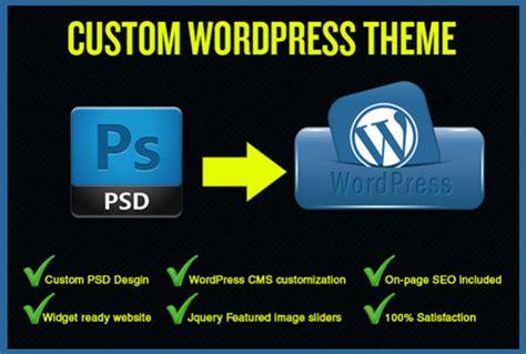 convert psd to wordpress by ramyal