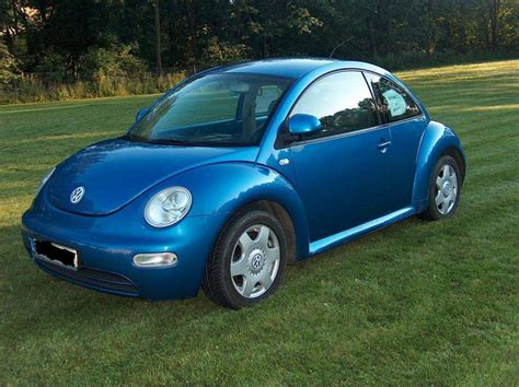 Kaod Vw Beetle vw new beetle 2 0 benzyna zdj苹cie na imged