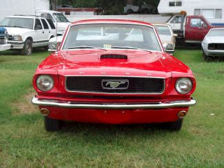 dominion mustang 66m redcoupe htm