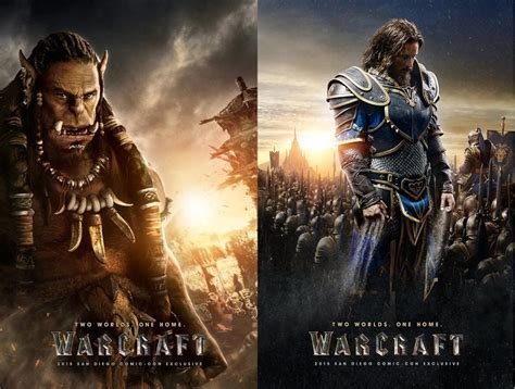 warcraft durotan the official warcraft movie trailer summons great expectations slickster magazine