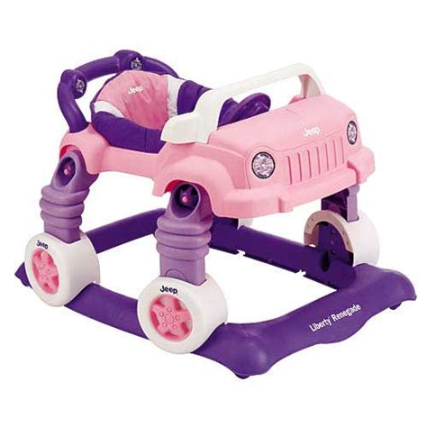 Jeep Walker All Things Jeep Jeep Liberty Renegade Baby Walker Pink