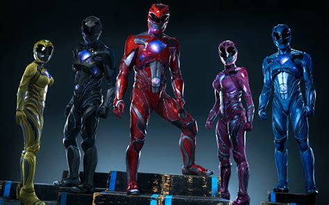 mighty morphin power rangers wallpapers hd wallpapers