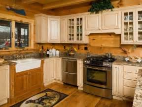 best ideas about log cabin kitchens pinterest small lake houses beach house