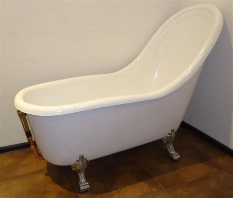 Soft Bathtub by Clawfoot Soft Bath Tub 73 Inch 1850 Mm