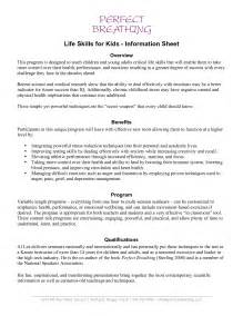 for adults life skills worksheets curriculum lesson