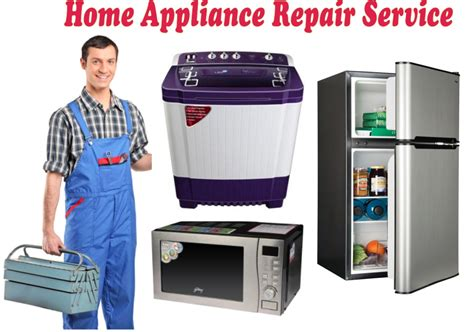 home appliances repair and service providers in kolkata