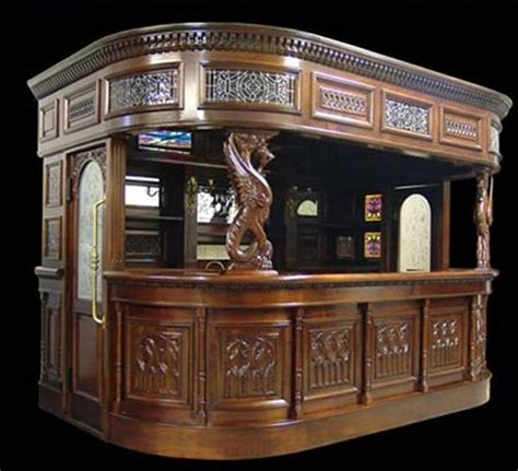 Home Bar Furniture With Sink Big Canopy Home Pub Bar Antique Furniture Cave Tavern