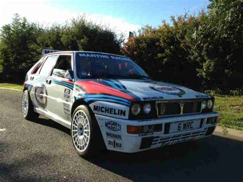 car lancia lancia delta integrale rally car road car car for sale