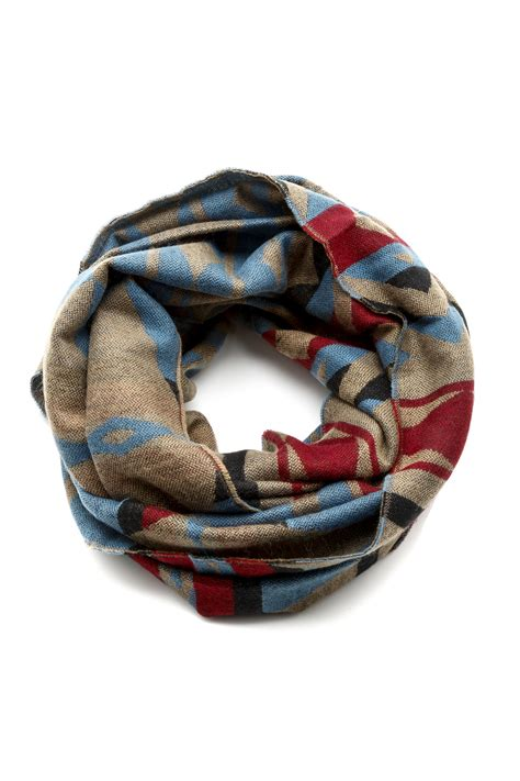 Multi Color Scarf s multi color infinity scarf from tennessee