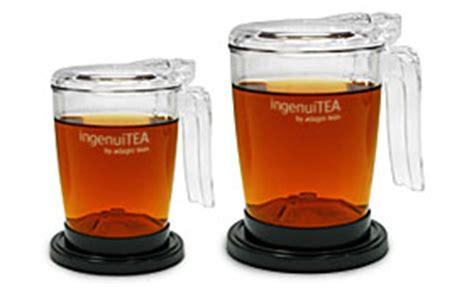 Review The Ingenuitea Microwavable Tea Pot by Wulong Tea Review Buy Tea Guide For Dieters