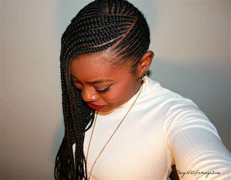 nigeria tresse style cornrows braids pinterest coiffure protectrice