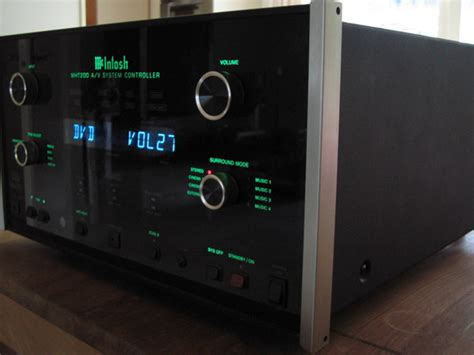 picture  amplifier mcintosh mht integrated home